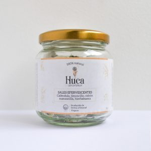 Sales efervescentes – Caléndula, limoncillo, cidrón, manzanilla, hierbabuena